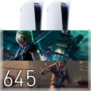 4Player Podcast #645 - The Dual Spoilercast Show (Final Fantasy 7 Remake & Half Life: Alyx + PS5 Reveal Reactions)