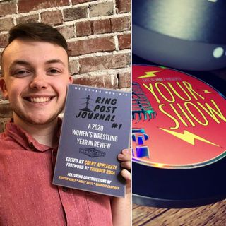 Your Show Episode 37 - Colby Applegate Part 2: Publishing His Book