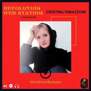 INTERVISTA CRISTINA PIMAZZONI - ISTRUTTRICE BUTEYKO