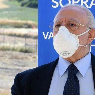 Coronavirus: in attesa delle nuove norme scatta il coprifuoco in Campania. Preoccupazione anche alla Camera