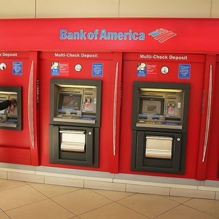 The Talking ATM