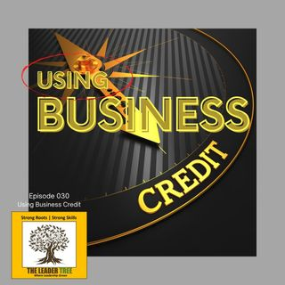 Episode 030 - Using Business Credit - The Leader Tree