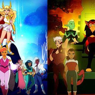 TV Party Tonight: She-Ra and the Princesses of Power (season 4)