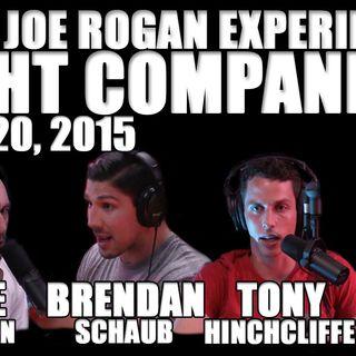 Fight Companion - June 20, 2015