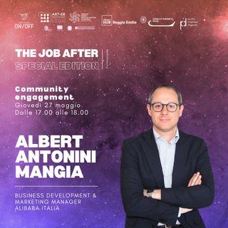 Community Engagement | Albert Antonini Mangia