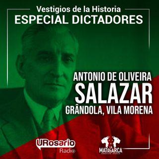 Historia de los dictadores: Antonio de Oliveira Salazar: Grândola, Vila Morena