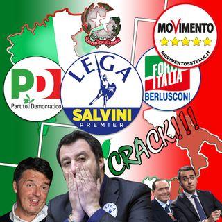 Governo M5S e PD? Virus letale per l' Italia