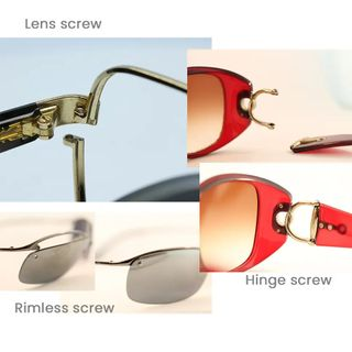 How Can You Repair Your Silhouette Glasses' Hinges?