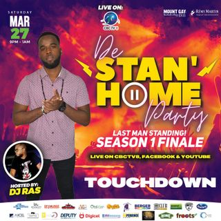 De Stan' Home Party - Last Man Standing (Season 1 Finale) - DJ Touchdown