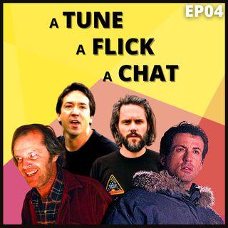 A Tune, A Flick, A Chat EP04 - Shihad, El Terror & Stallone