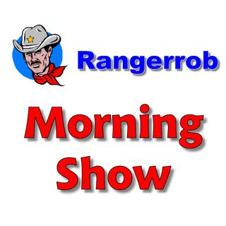 Rangerrob Morning Show Episode 16