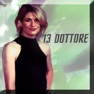 #DoctorWho: il 13 Dottore è donna! (commento e info)