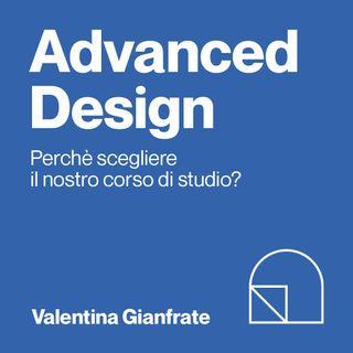 Valentina Gianfrate - Docente della Laurea Magistrale in Advanced Design Università di Bologna