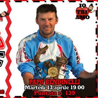 Passione Triathlon n° 139 🏊🚴🏃💗 Papo Bendinelli