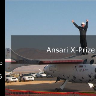 Le storie di Nonno Apollo 66 – Ansari X-prize