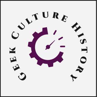 Geek Culture History
