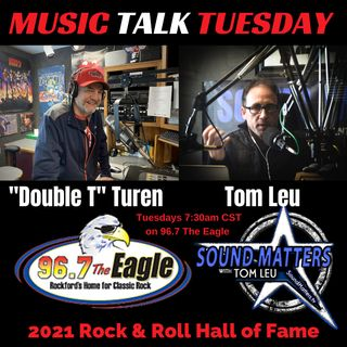 (Music Talk Tuesday): 2021 Rock & Roll Hall of Fame