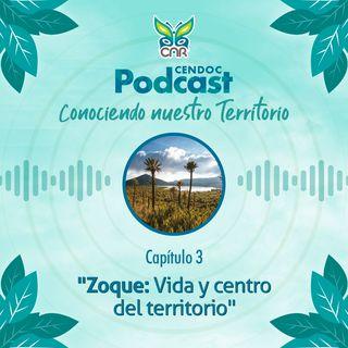 Capítulo 3: Zoque: vida y centro del territorio