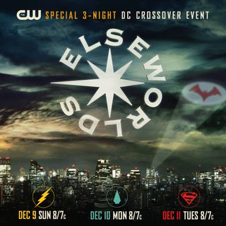 TV Party Tonight: Elseworlds (Arrowverse) Review
