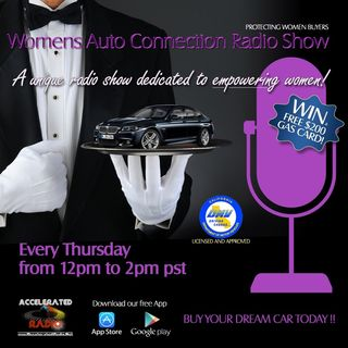 Womens Auto Connection Radio Show