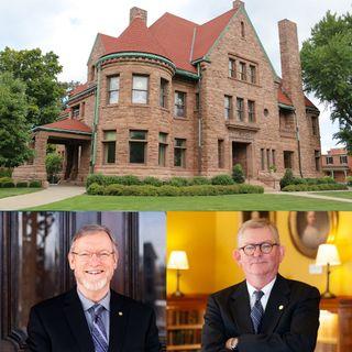 Hagen History Center in Erie, PA - George Deutsch and Jeff Sherry on Big Blend Radio