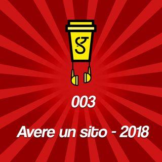 003 - Avere un sito nel 2018 è necessario?