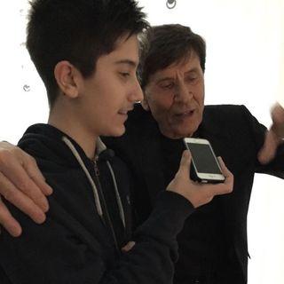 #mi Super intervista a Gianni Morandi!!