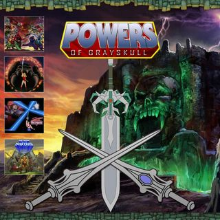 Powers Of Grayskull Series - Content Update 04 - MOTU in the NEWS!