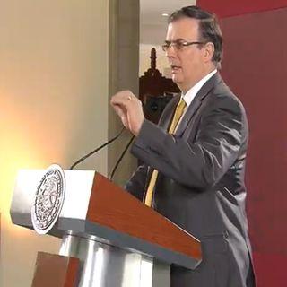 México exige a EU frenar flujo de armas