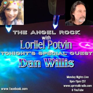 The Angel Rock With Guest Dan Willis June 1st/20 check out dans pics at the end of the video
