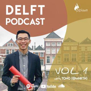 #01 - Cerita Tono, Mahasiswa Indonesia yang Cemerlang di Negeri Orang