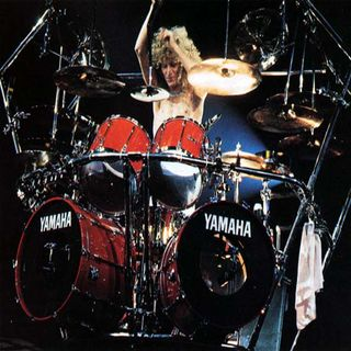 Cumple de Tommy Aldridge