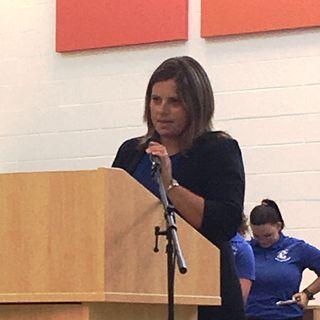 2018 07-26 Principal Joanna Strawser will head Chillicothe's brand new primary school