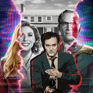 WandaVision VS Tarantino: il Cinema può cambiare il mondo?