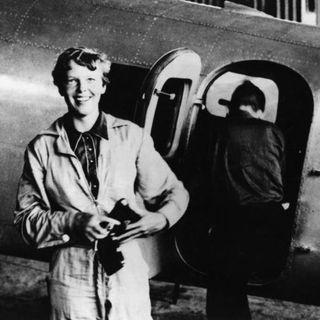 In volo con Amelia Earhart