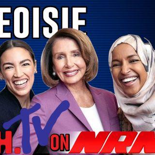 (AUDIO) SmythTV! 7/15/19 #MondayMotivation Lindsey Graham @AOC @Ilhan #Communist