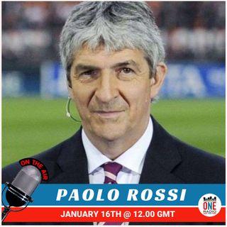 """Paolo Rossi ci racconta """"Quanto dura un attimo"""""""