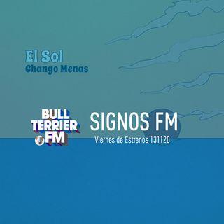 SignosFM #861 Viernes de Estrenos 131120