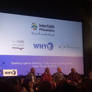 Interfaith Philadelphia At WHYY