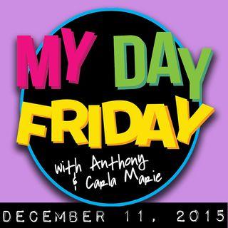 MyDayFriday: Z100 JINGLE BALL DAY!!!!