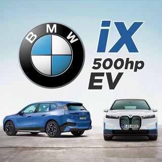 74. BMW iX: The Tesla Model X Killer? | xDrive40 & xDrive50 | Shanghai Auto Show