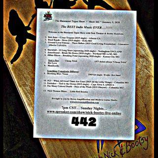 Show #442 - January 5, 2020 - Happy New Year!