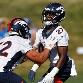 HU #309: Broncos get bad news on Theo Riddick and waive Jeff Holland | What it means