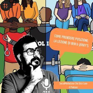 Come Prendere Posizione: La Lezione Di Ben & Jerry's