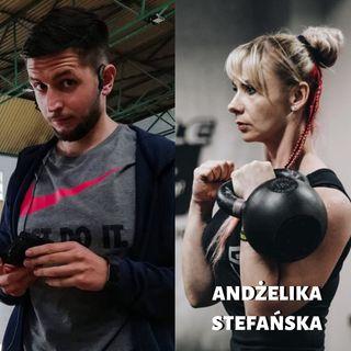 13. Andżelika Stefańska-Kowalik - trening z kettlebells i metodologia Strongfirst