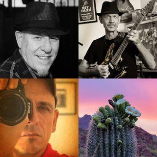Celebrate The Arts of Tucson - Michael Ely, Mark Navarro, Steve Schneickert on Big Blend Radio
