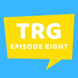 TRG 08 - We Talk WandaVision Finale, Resident Alien, New Superman Movie and more!