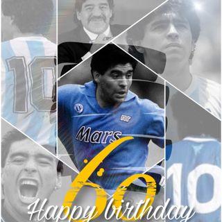 Il Napoli festeggia il compleanno di Diego con la vittoria in Europa League