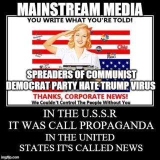 VIDEO YOU WANT COMMIES LOOK NO FURTHER THAN MAINSTREAM MEDIA ACADEMIA ELECT BIDEN PUT THE COUNTRY IN A OXYGEN TENT FOR A COUPLE OF YEARS SEE