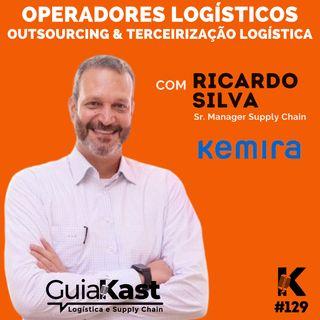 Ricardo Silva e os Operadores Logístics & Outsourcing com a Kemira